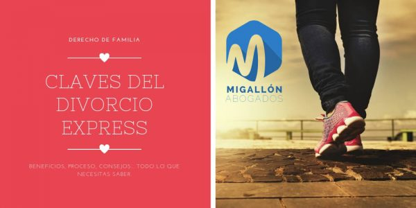 divorcio express claves