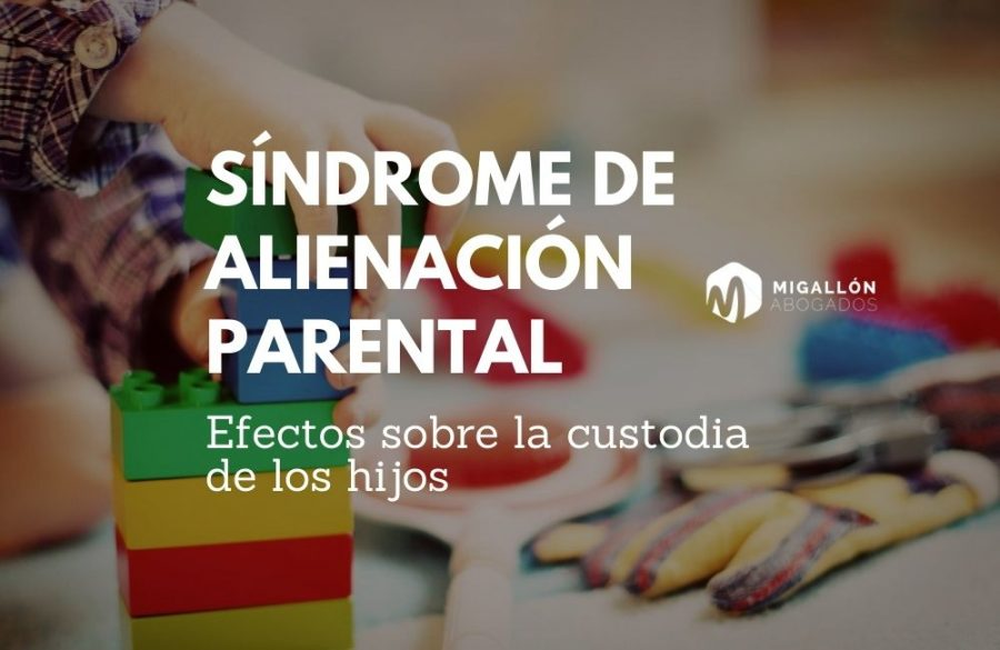 síndrome de alienación parental