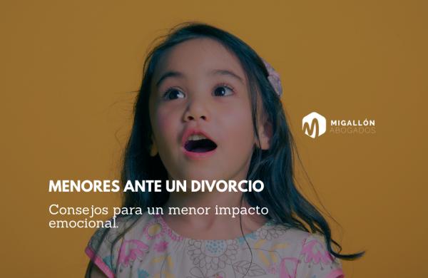 menores ante un divorcio