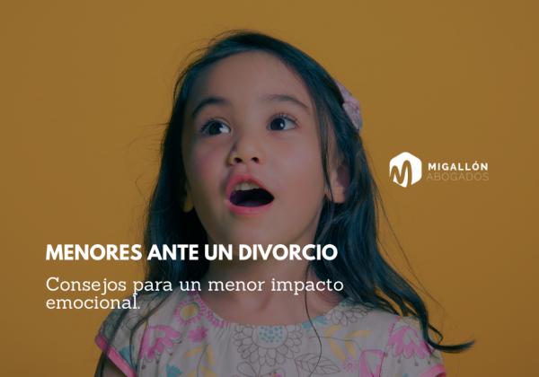Menores durante el divorcio: tips para ayudarles II